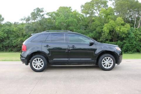 2014 Ford Edge for sale at Clear Lake Auto World in League City TX
