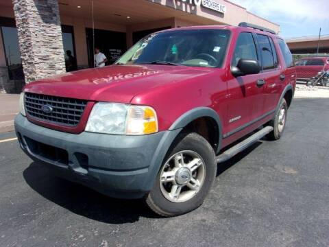 2005 Ford Explorer for sale at Lakeside Auto Brokers Inc. in Colorado Springs CO