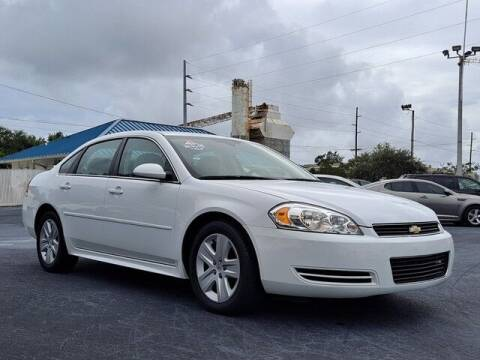 2011 Chevrolet Impala for sale at Select Autos Inc in Fort Pierce FL
