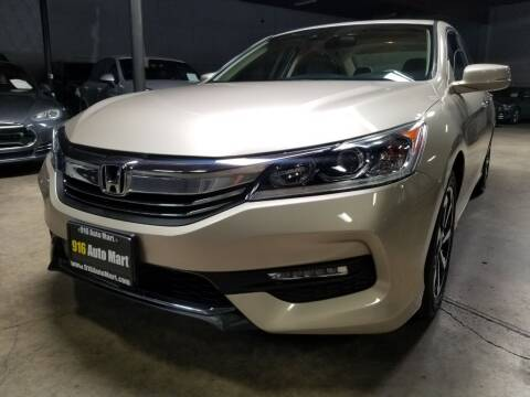 2017 Honda Accord for sale at 916 Auto Mart ONLY $399 DOWN!!!* in Sacramento CA