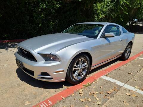 2014 Ford Mustang for sale at DFW Autohaus in Dallas TX
