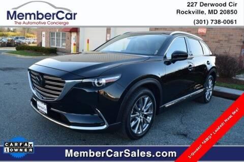 2017 Mazda CX-9 for sale at MemberCar in Rockville MD