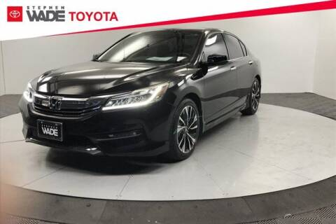 2017 Honda Accord for sale at Stephen Wade Pre-Owned Supercenter in Saint George UT