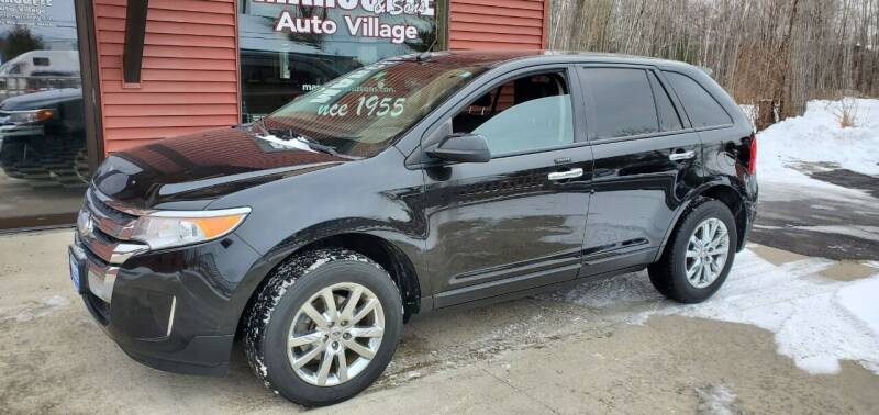 2011 Ford Edge for sale at Marcotte & Sons Auto Village in North Ferrisburgh VT