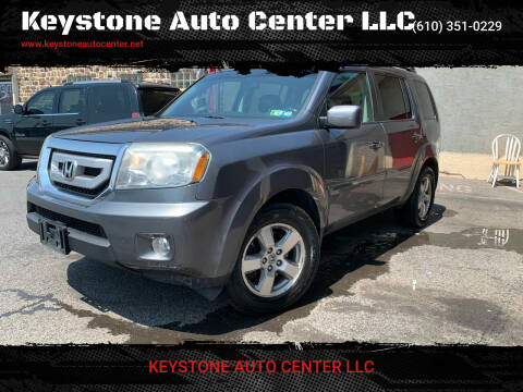 2011 Honda Pilot for sale at Keystone Auto Center LLC in Allentown PA