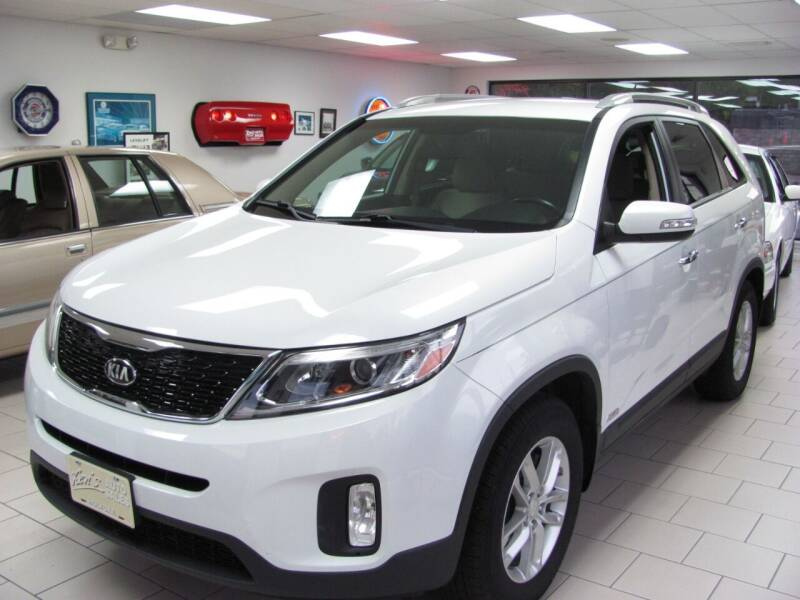 2014 Kia Sorento for sale at Kens Auto Sales in Holyoke MA