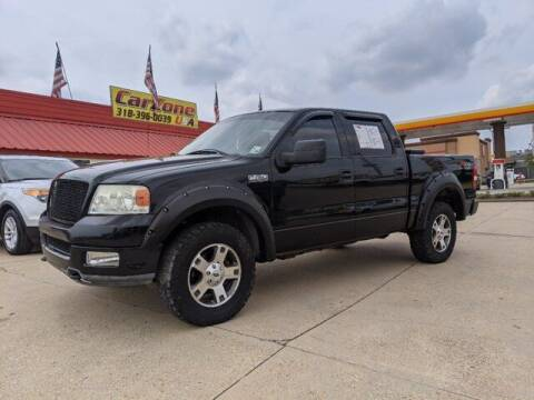 2004 Ford F-150 for sale at CarZoneUSA in West Monroe LA