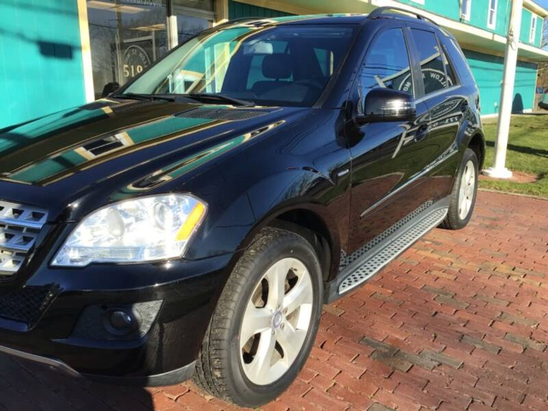 2011 Mercedes-Benz M-Class for sale at Willow Street Motors in Hyannis MA