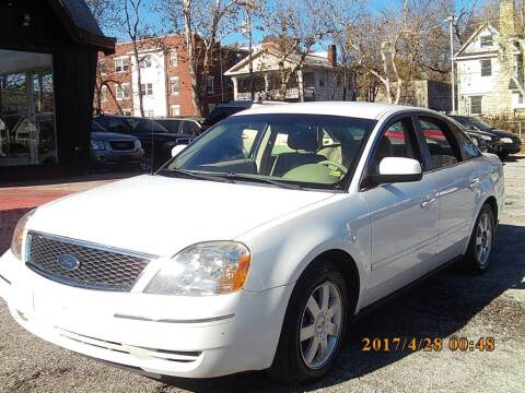 2005 Ford Five Hundred for sale at Cars Now KC in Kansas City MO