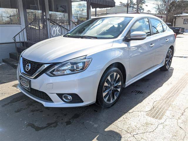 2017 Nissan Sentra for sale at GAHANNA AUTO SALES in Gahanna OH