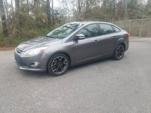 2013 Ford Focus for sale at J & J Auto Brokers in Slidell LA
