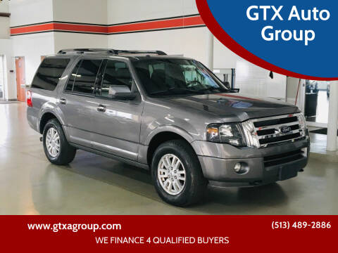 2014 Ford Expedition for sale at GTX Auto Group in West Chester OH
