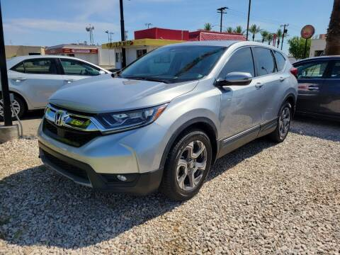 2018 Honda CR-V for sale at A AND A AUTO SALES in Gadsden AZ