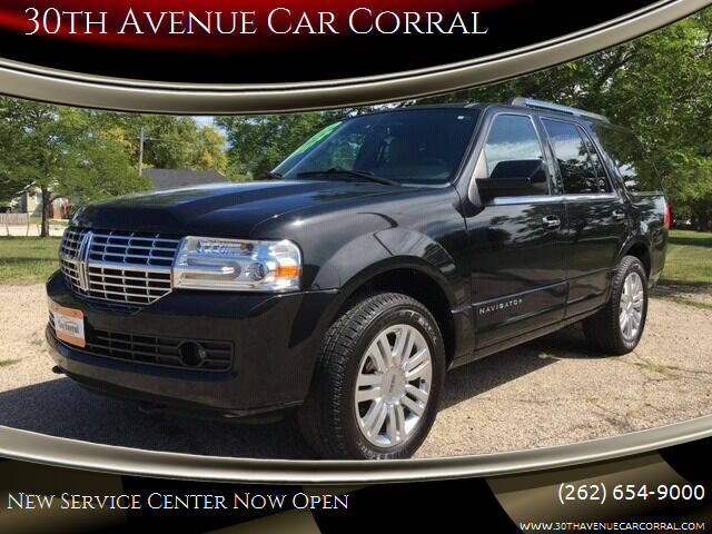 2014 Lincoln Navigator for sale at 30th Avenue Car Corral in Kenosha WI