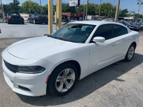 2017 Dodge Charger for sale at Castle Used Cars in Jacksonville FL