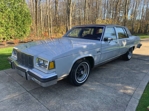 1982 Buick Electra for sale at Action Auto Wholesale - 30521 Euclid Ave. in Willowick OH