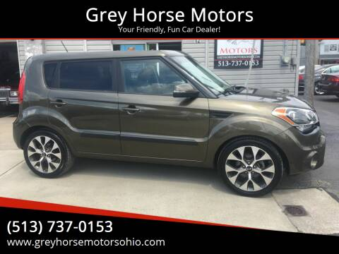 2012 Kia Soul for sale at Grey Horse Motors in Hamilton OH