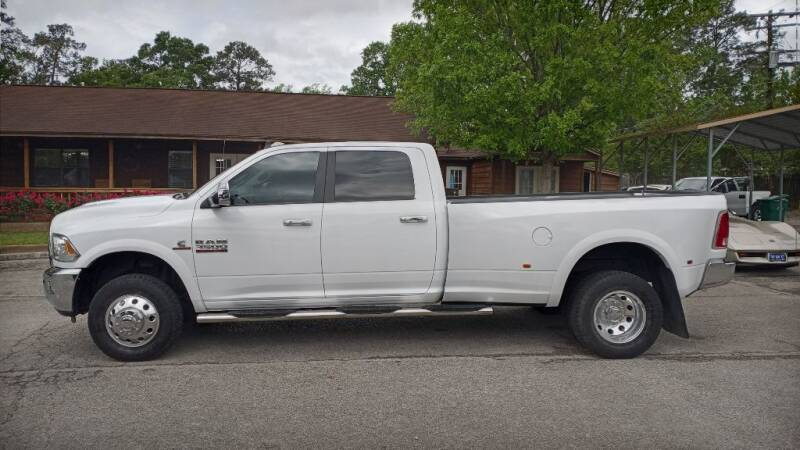 2016 RAM Ram Pickup 3500 for sale at Victory Motor Company in Conroe TX