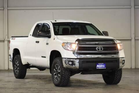 2014 Toyota Tundra for sale at MGI Motors in Sacramento CA