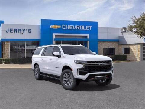 2021 Chevrolet Suburban for sale at Jerry's Buick GMC in Weatherford TX
