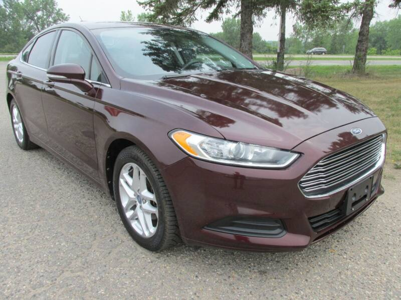 2013 Ford Fusion for sale at Buy-Rite Auto Sales in Shakopee MN