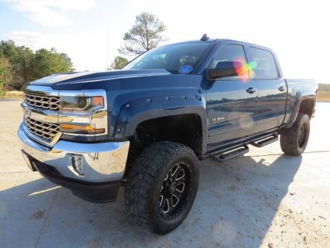2018 Chevrolet Silverado 1500 for sale at Fincher's Texas Best Auto & Truck Sales in Tomball TX