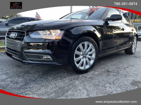 2014 Audi A4 for sale at Amp Auto Collection in Fort Lauderdale FL