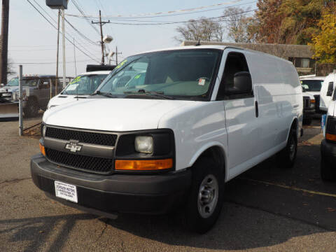2015 Chevrolet Express Cargo for sale at Scheuer Motor Sales INC in Elmwood Park NJ