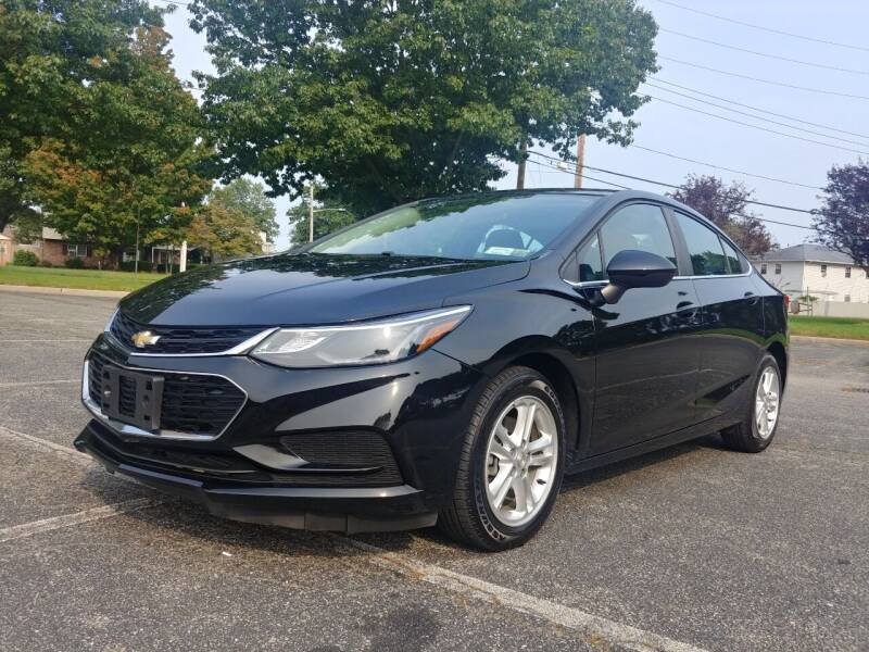 2018 Chevrolet Cruze for sale at Viking Auto Group in Bethpage NY