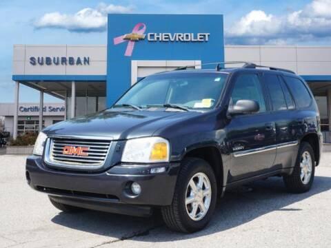 2006 GMC Envoy for sale at Suburban Chevrolet of Ann Arbor in Ann Arbor MI