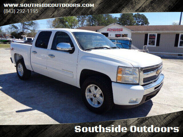 2011 Chevrolet Silverado 1500 for sale at Southside Outdoors in Turbeville SC