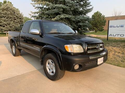 2003 Toyota Tundra for sale at Blue Star Auto Group in Frederick CO