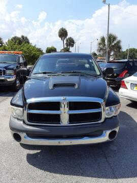 2005 Dodge Ram Pickup 1500 for sale at Easy Credit Auto Sales in Cocoa FL