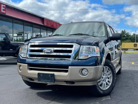 2014 Ford Expedition EL for sale at MAGIC AUTO SALES in Little Ferry NJ