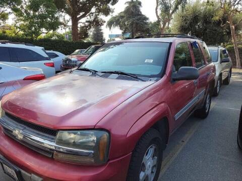 2002 Chevrolet TrailBlazer for sale at SoCal Auto Auction in Ontario CA