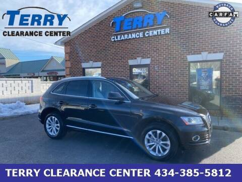 2014 Audi Q5 for sale at Terry Clearance Center in Lynchburg VA