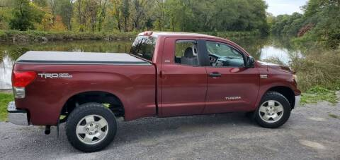 2008 Toyota Tundra for sale at Auto Link Inc in Spencerport NY