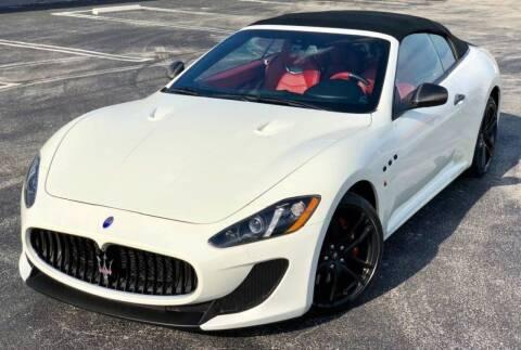 2013 Maserati GranTurismo for sale at NJ Enterprises in Indianapolis IN
