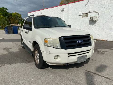 2008 Ford Expedition for sale at LUXURY AUTO MALL in Tampa FL