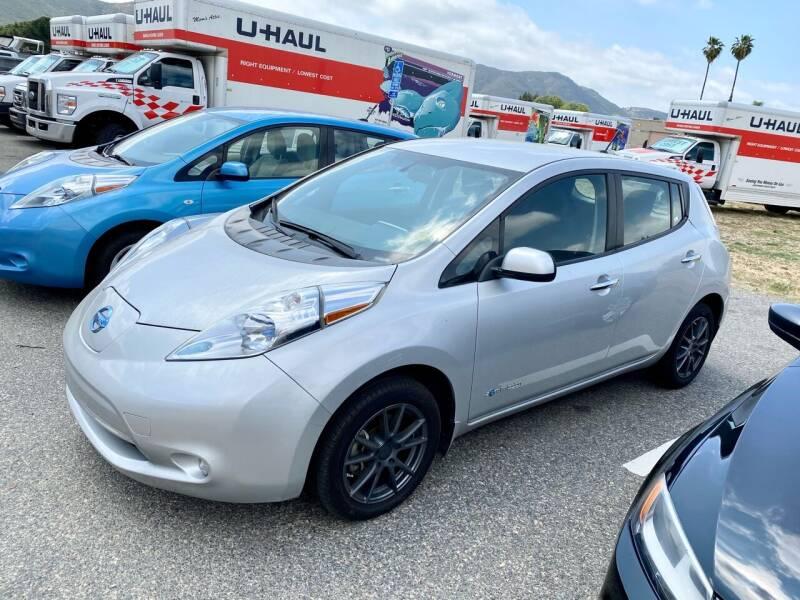 2013 Nissan LEAF for sale at Destination Motors in Temecula CA