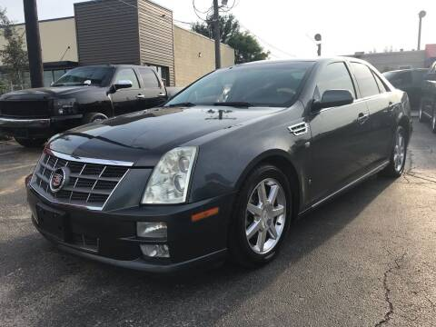 2008 Cadillac STS for sale at Saipan Auto Sales in Houston TX