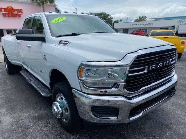 2019 RAM Ram Pickup 3500 for sale in Stuart, FL