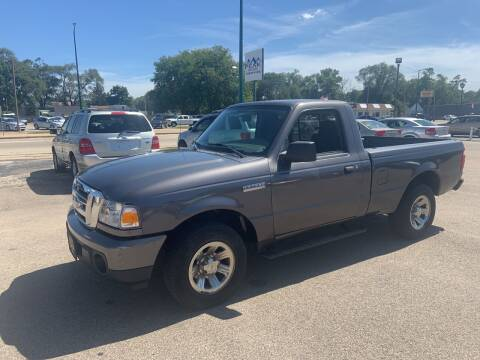 2008 Ford Ranger for sale at Peak Motors in Loves Park IL