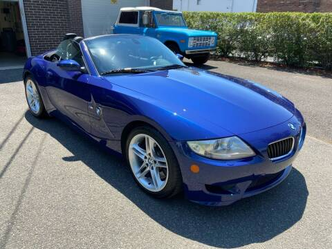 2006 BMW Z4 M for sale at International Motor Group LLC in Hasbrouck Heights NJ