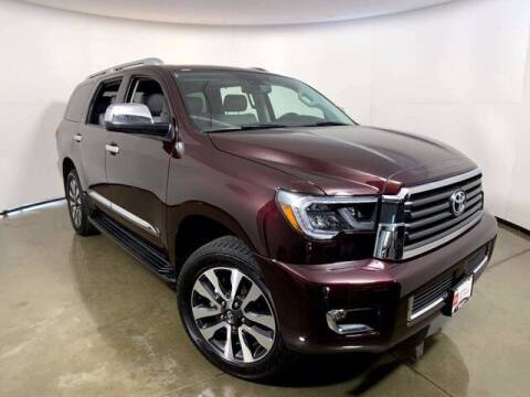 2018 Toyota Sequoia for sale at Smart Motors in Madison WI