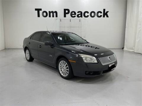 2007 Mercury Milan for sale at Tom Peacock Nissan (i45used.com) in Houston TX