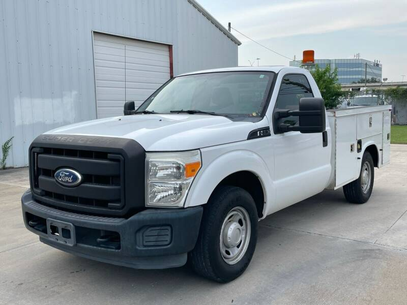 2011 Ford F-250 Super Duty for sale at National Auto Group in Houston TX