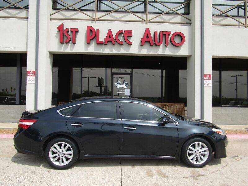 2015 Toyota Avalon for sale at First Place Auto Ctr Inc in Watauga TX