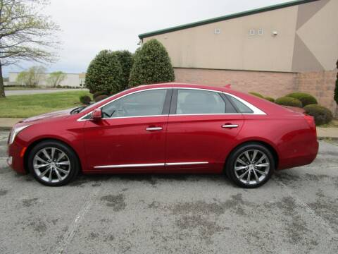 2013 Cadillac XTS for sale at JON DELLINGER AUTOMOTIVE in Springdale AR