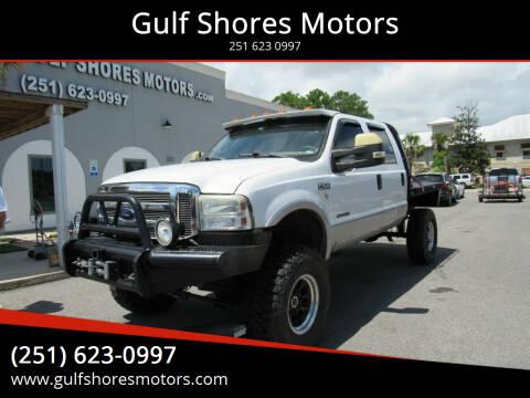 2002 Ford F-250 Super Duty for sale at Gulf Shores Motors in Gulf Shores AL
